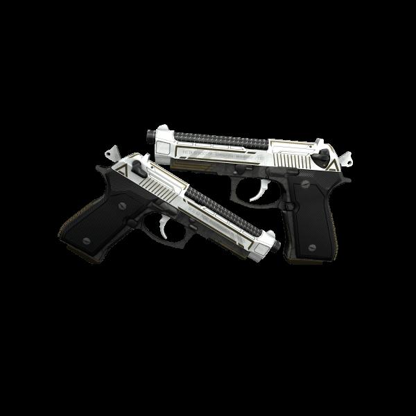Dual Berettas - Assassin
