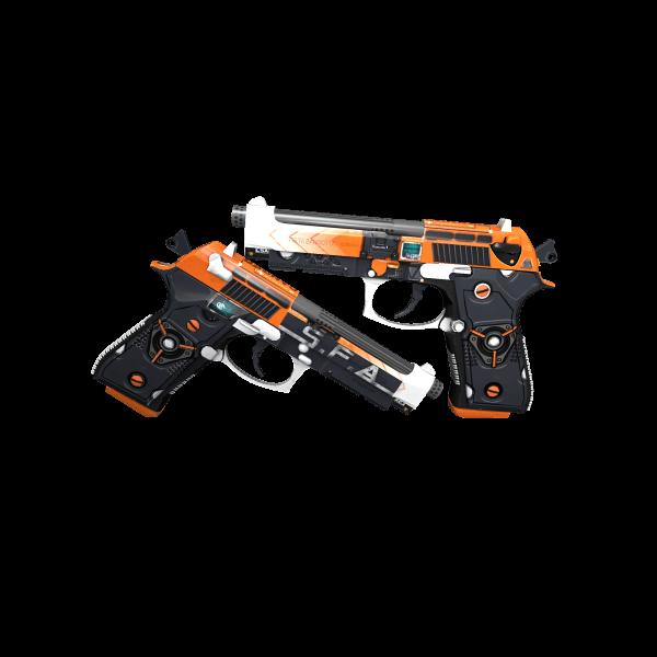 Dual Berettas - Trigger Happy