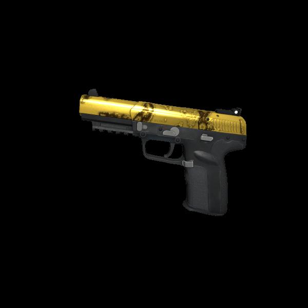 Five-SeveN - Gold Corrosion