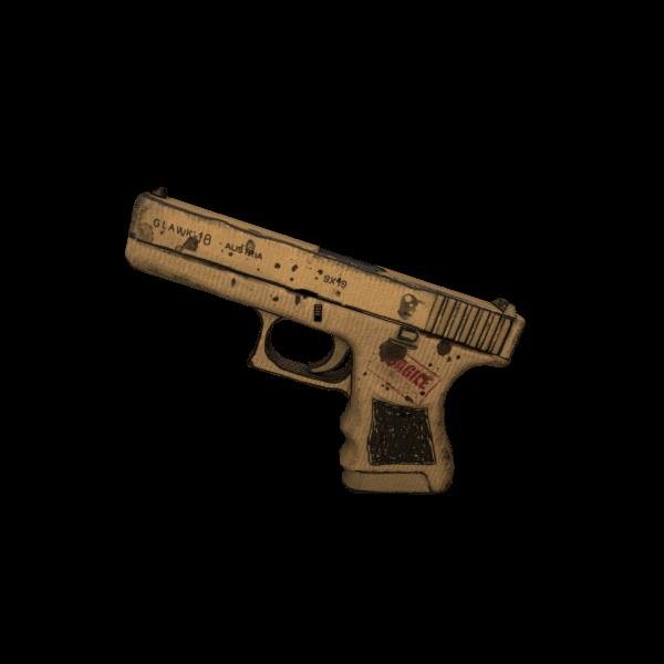 Glock-18 - Cardboard Warfare