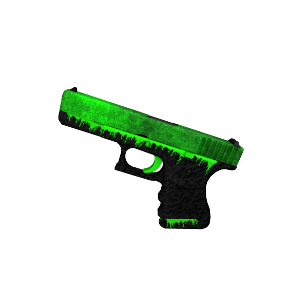 Glock-18 - Toxificated