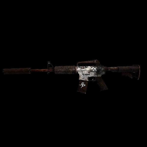 M4A1-S - Silent Spray