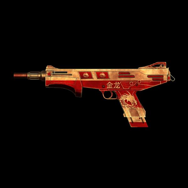 MAG-7 - Golden Dragon