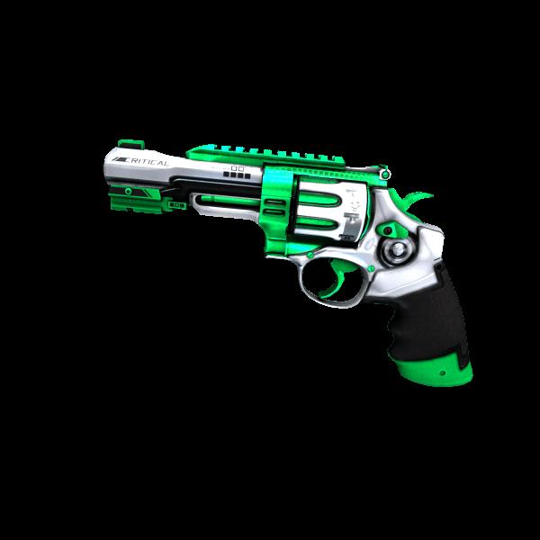 R8 Revolver - Critical