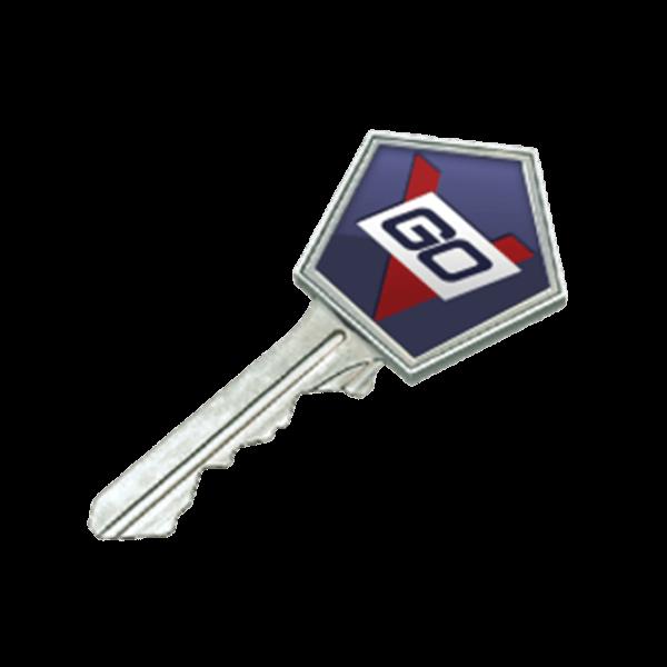 VGO Key - Skeleton Key