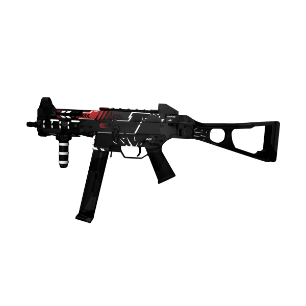 UMP-45 - Red Collision