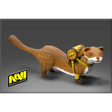 Unusual Na'Vi's Weaselcrow