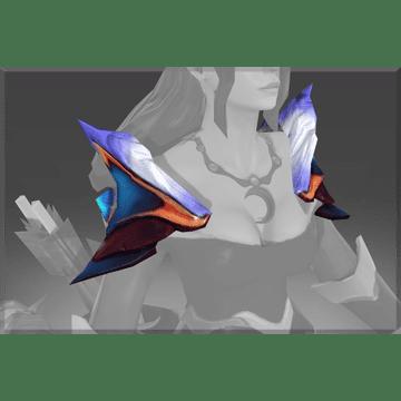 Darkfall Warden Pauldrons