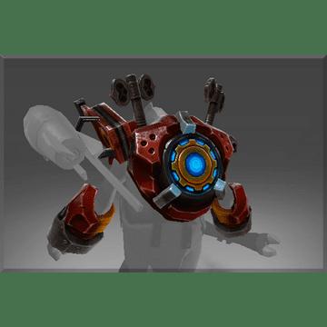 Armor of the Iron Clock Knight