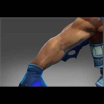 Thundergod's Bare Arms