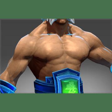 Thundergod's Bare Chest