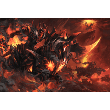 Burning Nightmare