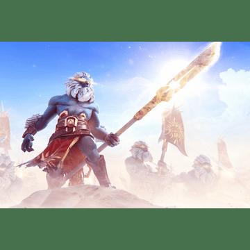 Genuine Vengeance of the Sunwarrior Loading Screen