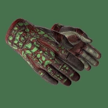 ★ Sport Gloves - Bronze Morph