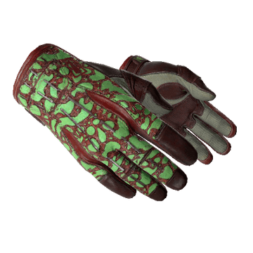★ Sport Gloves - Bronze Morph