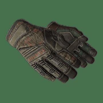 ★ Specialist Gloves   Buckshot