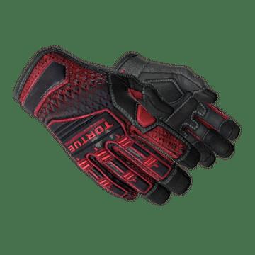 ★ Specialist Gloves - Crimson Kimono