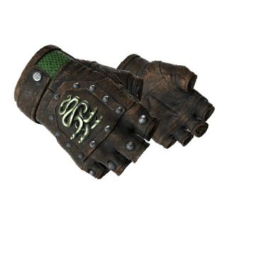 ★ Hydra Gloves - Emerald