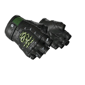 ★ Hydra Gloves - Emerald