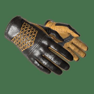 ★ Driver Gloves - Overtake