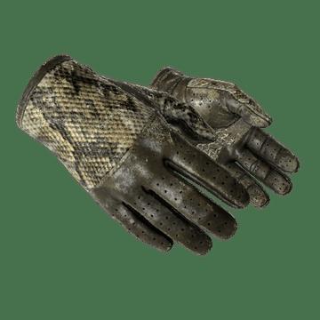★ Driver Gloves - Diamondback