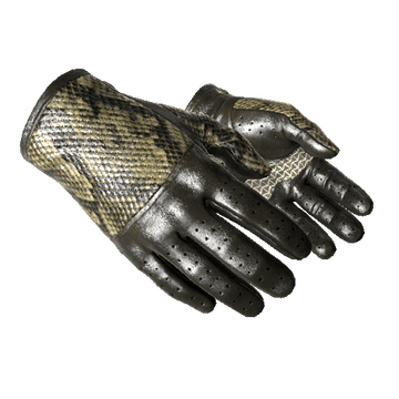 ★ Driver Gloves - Diamondback