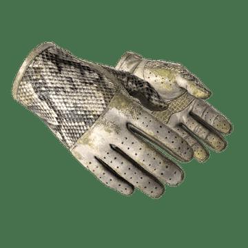 ★ Driver Gloves - King Snake