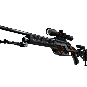 SSG 08 - Slashed