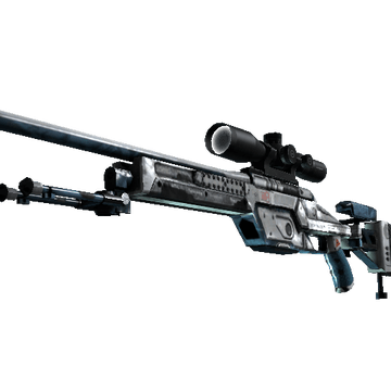 SSG 08 - Ghost Crusader
