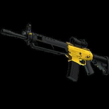 SG 553 - Bulldozer