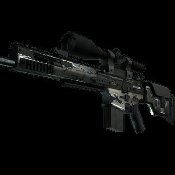 SCAR-20 | Army Sheen