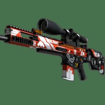 SCAR-20 - Bloodsport