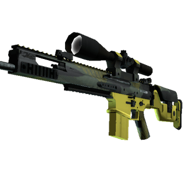 SCAR-20 - Jungle Slipstream