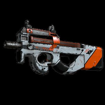 P90 - Asiimov