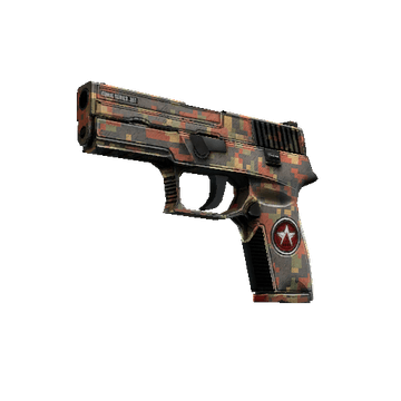 P250 - Red Rock