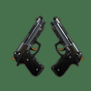 Dual Berettas - Ventilators