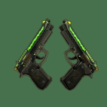 Dual Berettas - Cobra Strike