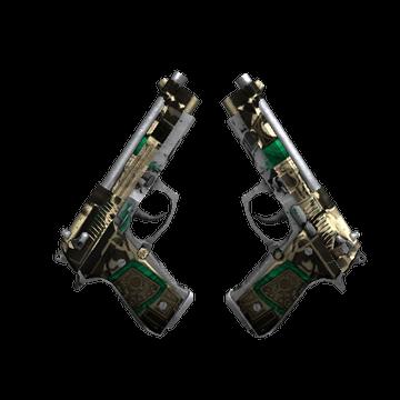 Dual Berettas - Royal Consorts