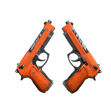 Dual Berettas - Demolition