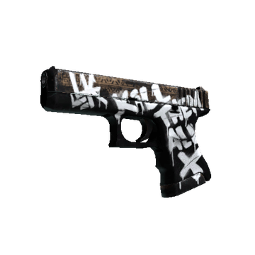 Glock-18 - Wasteland Rebel