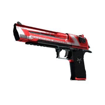 Desert Eagle - Code Red
