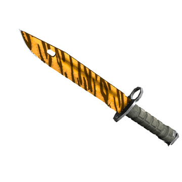 ★ Bayonet - Tiger Tooth
