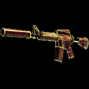 M4A1-S | Chantico's Fire