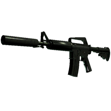 M4A1-S | Moss Quartz
