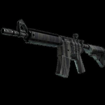 M4A4 - Faded Zebra