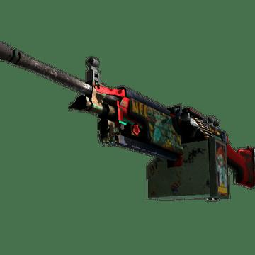M249 - Nebula Crusader