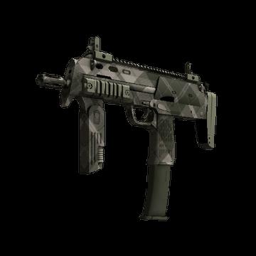 MP7 | Olive Plaid