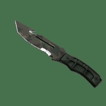 ★ Survival Knife | Forest DDPAT