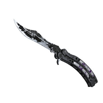 ★ Butterfly Knife - Ultraviolet