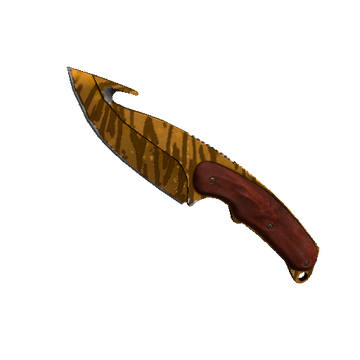 ★ Gut Knife - Tiger Tooth
